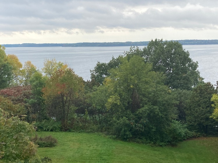 Canadian Middle Channel, St Lawrence River